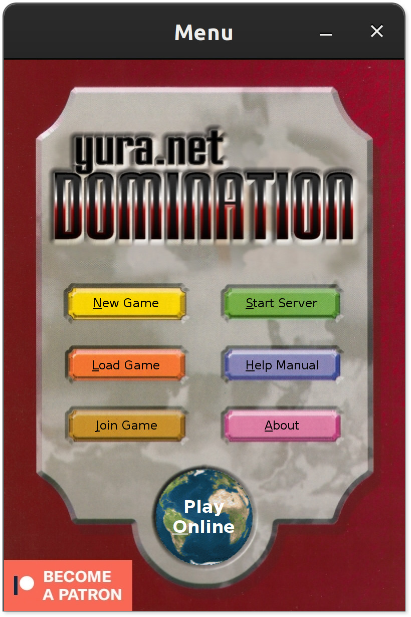 Yura net domination
